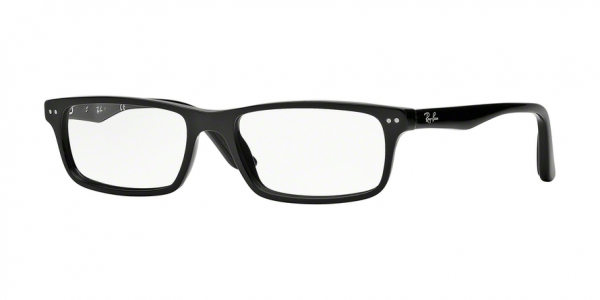 RAY-BAN RX5277 style-color 2000 Shiny Black