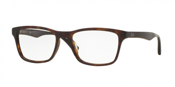 RAY-BAN RX5279F ASIAN FIT style-color 2012 Dark Havana