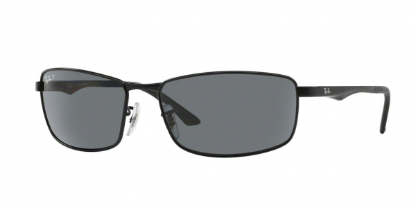 RAY-BAN RB3498 N/A style-color 006/81 Matte Black