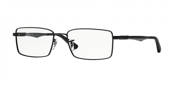 RAY-BAN RX6275 style-color 2503 Matte Black