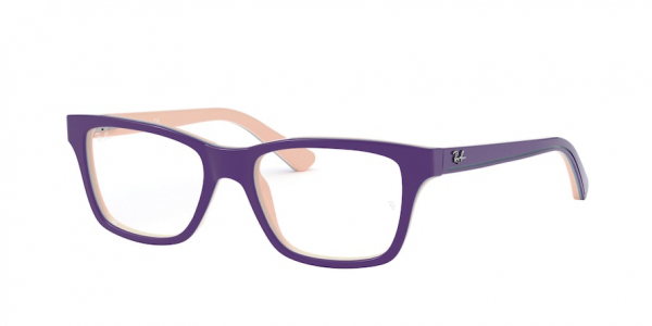 RAY-BAN RY1536 style-color 3818 Top Violet ON Pink / Blue