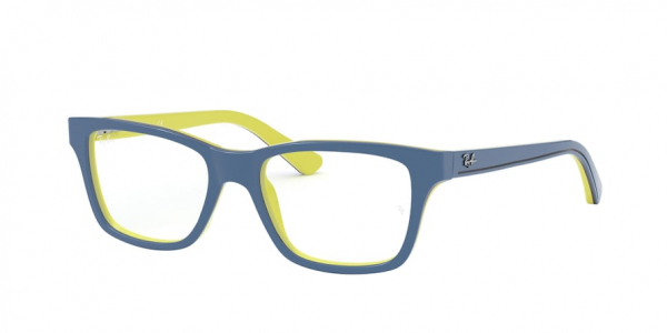 RAY-BAN RY1536 style-color 3819 Top Blue ON Yellow / Black