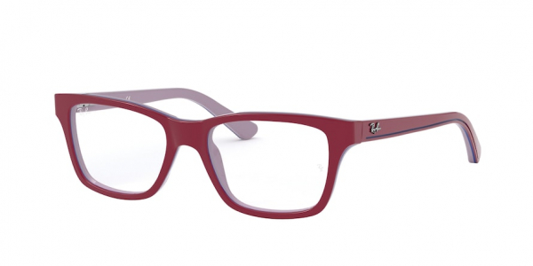 RAY-BAN RY1536 style-color 3821 Top Red ON Grey / Blue