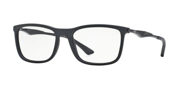 RAY-BAN RX7029 style-color 2077 Matte Black