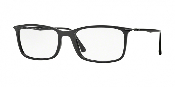 RAY-BAN RX7031 style-color 2000 Shiny Black