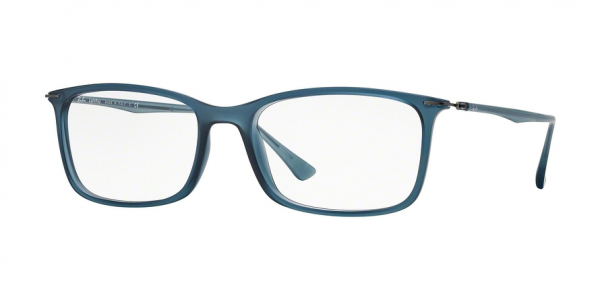 RAY-BAN RX7031 style-color 5400 Demigloss Dark Blue