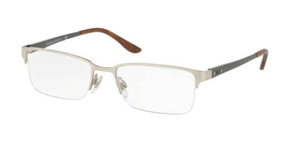 RALPH LAUREN RL5089 style-color 9030 Brushed Matte Silver