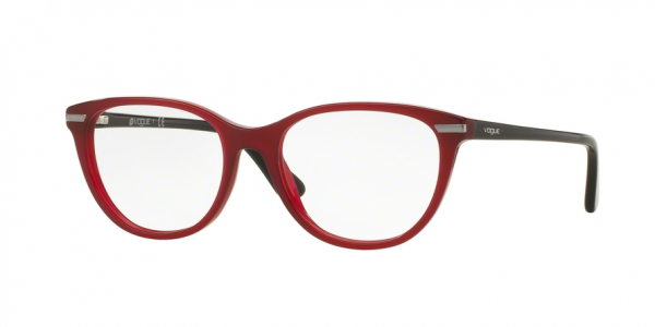 VOGUE VO2937 style-color 2391 Red Raspberry