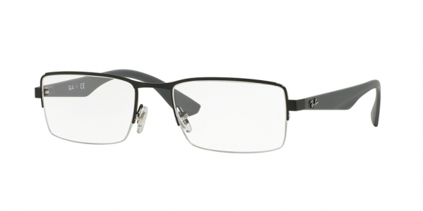 RAY-BAN RX6331 style-color 2822 Matte Black
