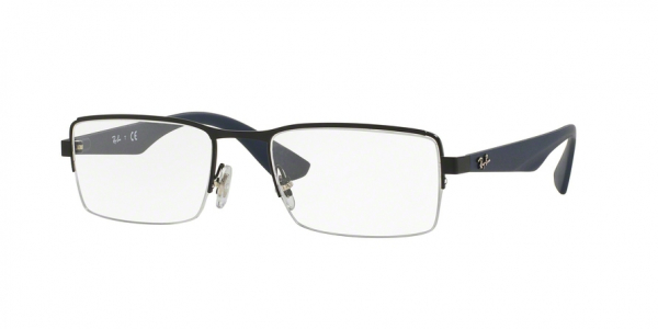 RAY-BAN RX6331 style-color 2503 Matte Black
