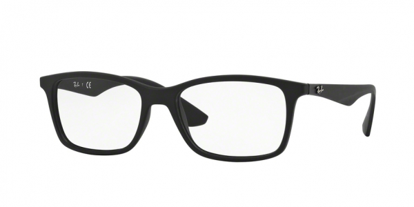 RAY-BAN RX7047 style-color 5196 Matte Black