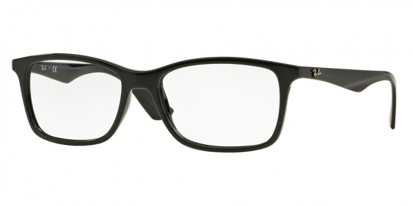 RAY-BAN RX7047 style-color 2000 Black