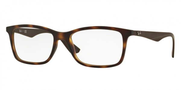 RAY-BAN RX7047 style-color 5573 Matte Havana