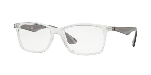 RAY-BAN RX7047 style-color 5768 Trasparent