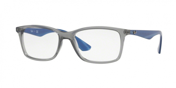 RAY-BAN RX7047 style-color 5769 Trasparent Grey
