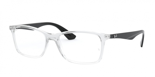 RAY-BAN RX7047 style-color 5943 Transparent