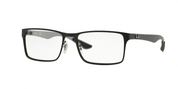 RAY-BAN RX8415 style-color 2503 Matte Black
