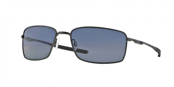 OAKLEY OO4075 SQUARE WIRE style-color 407504 Carbon