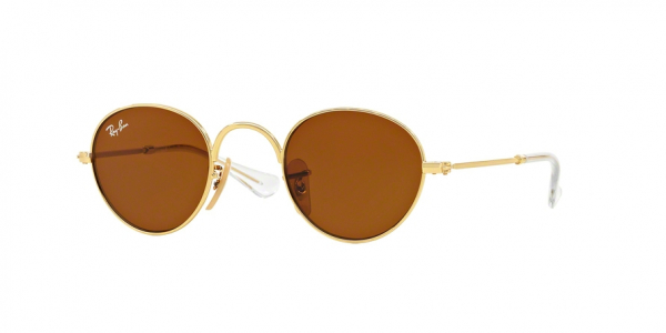 RAY-BAN RJ9537S JUNIOR ROUND style-color 223/3 Gold
