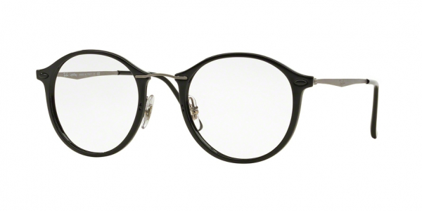 RAY-BAN RX7073 style-color 2000 Shiny Black