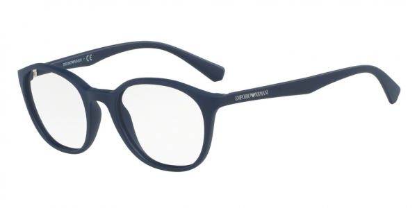 EMPORIO ARMANI EA3079 style-color 5593 Matte Blue