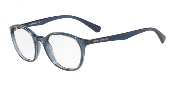 EMPORIO ARMANI EA3079 style-color 5838 Transparent Blue