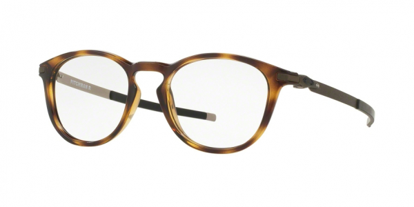 OAKLEY PITCHMAN R OX8105 style-color 810503 Brown Tortoise