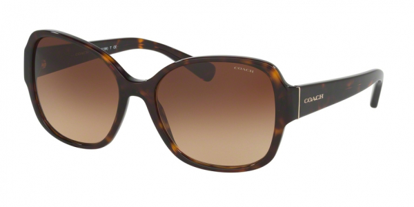 COACH HC8166F ASIAN FIT style-color 512013 Dark Tortoise