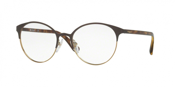 VOGUE VO4011 style-color 997 Brown / Pale Gold