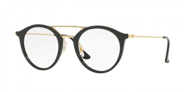 RAY-BAN RX7097 style-color 2000 Shiny Black