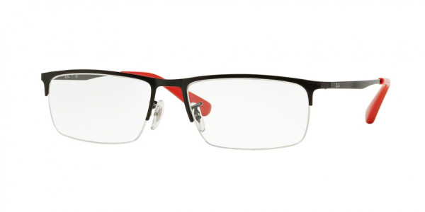 RAY-BAN RX6349D ASIAN FIT