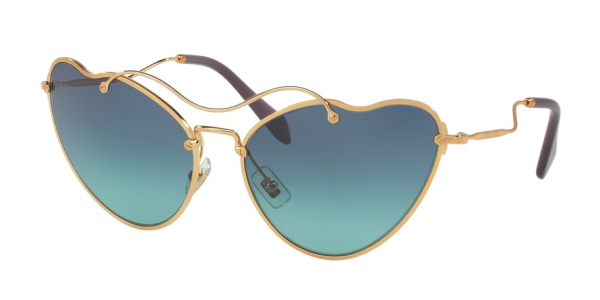 MIU MIU MU 55RS style-color 7OE5R2 Antique Gold