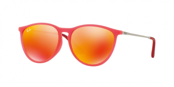 RAY-BAN RJ9060SF style-color 70096Q Fuxia Fluo Trasp Rubber