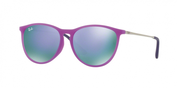 RAY-BAN RJ9060SF style-color 70084V Violet Fluo Trasp Rubber