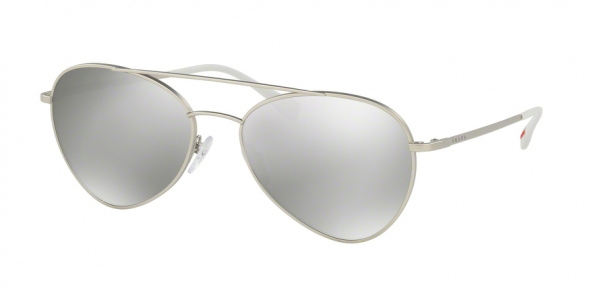 PRADA LINEA ROSSA PS 50SS style-color 1AP2B0 Matte Silver