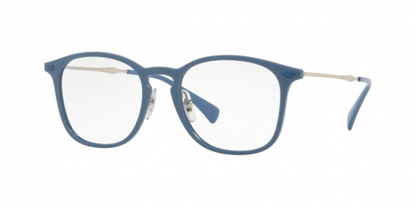 RAY-BAN RX8954 style-color 5756 Light Blue Trasparent
