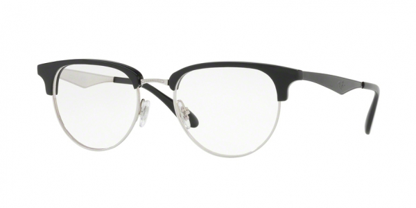 RAY-BAN RX6396 style-color 2932 Silver