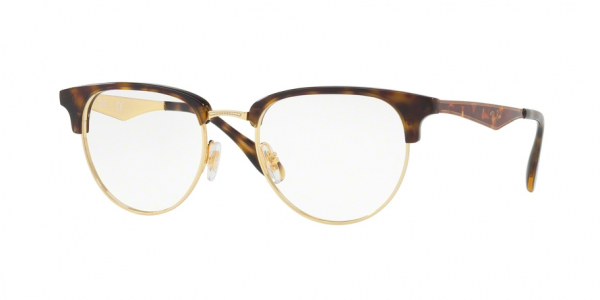 RAY-BAN RX6396 style-color 2933 Gold