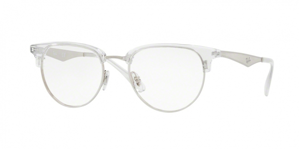 RAY-BAN RX6396 style-color 2936 Silver