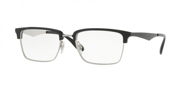 RAY-BAN RX6397 style-color 2932 Silver
