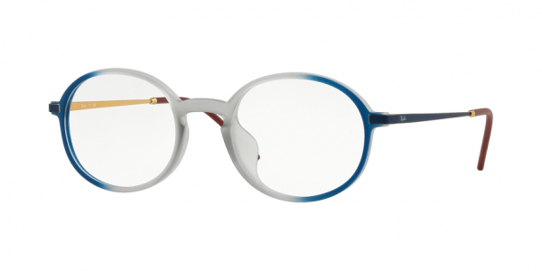 RAY-BAN RX7153F ASIAN FIT