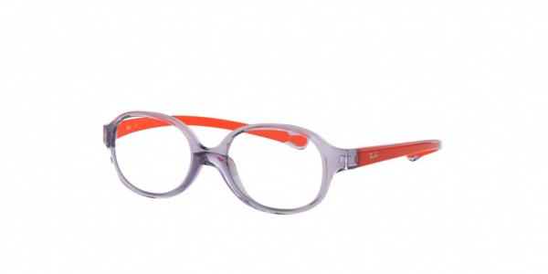 RAY-BAN RY1587 style-color 3765 Trasparent Light Violet