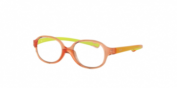 RAY-BAN RY1587 style-color 3768 Trasparent Light Orange