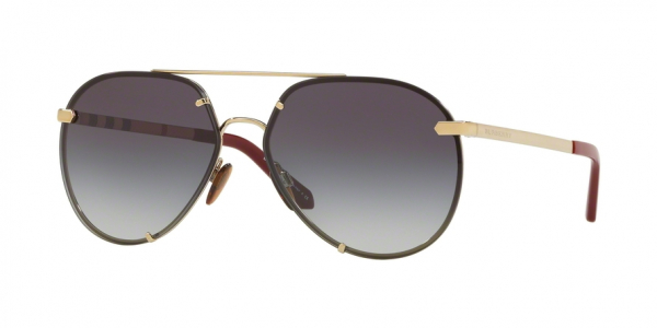 BURBERRY BE3099 style-color 11458G Light Gold