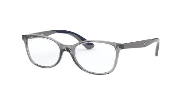 RAY-BAN RY1586 style-color 3830 Transparent Grey
