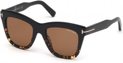 TOM FORD FT0685 JULIE style-color 05E Black / Other / Brown