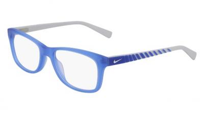NIKE 5509 style-color (417) Matte Pacific Blue / White