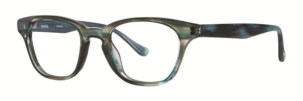 KENSIE CONTRAST style-color Emerald