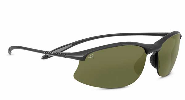 SERENGETI MAESTRALE style-color 8451 SANDED DARK GRAY / PHD 2.0 POLARIZED 555NM