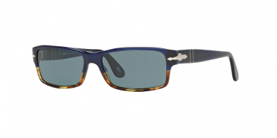 PERSOL PO2747S (57) style-color 955/4N Havana / Blue